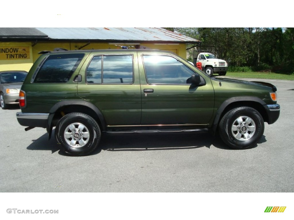 Used 2003 Nissan Pathfinder Pricing Features Edmunds
