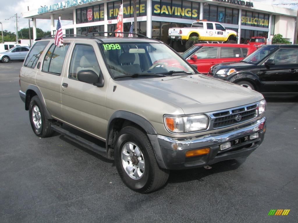 1998 nissan pathfinder - information and photos - zombiedrive