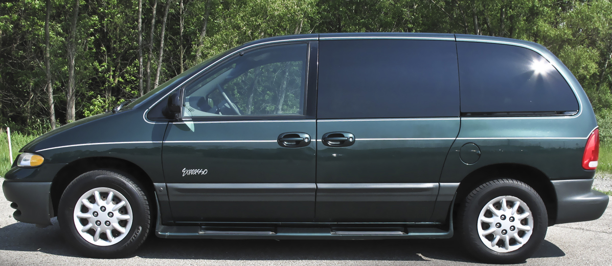 1998 plymouth voyager image 5