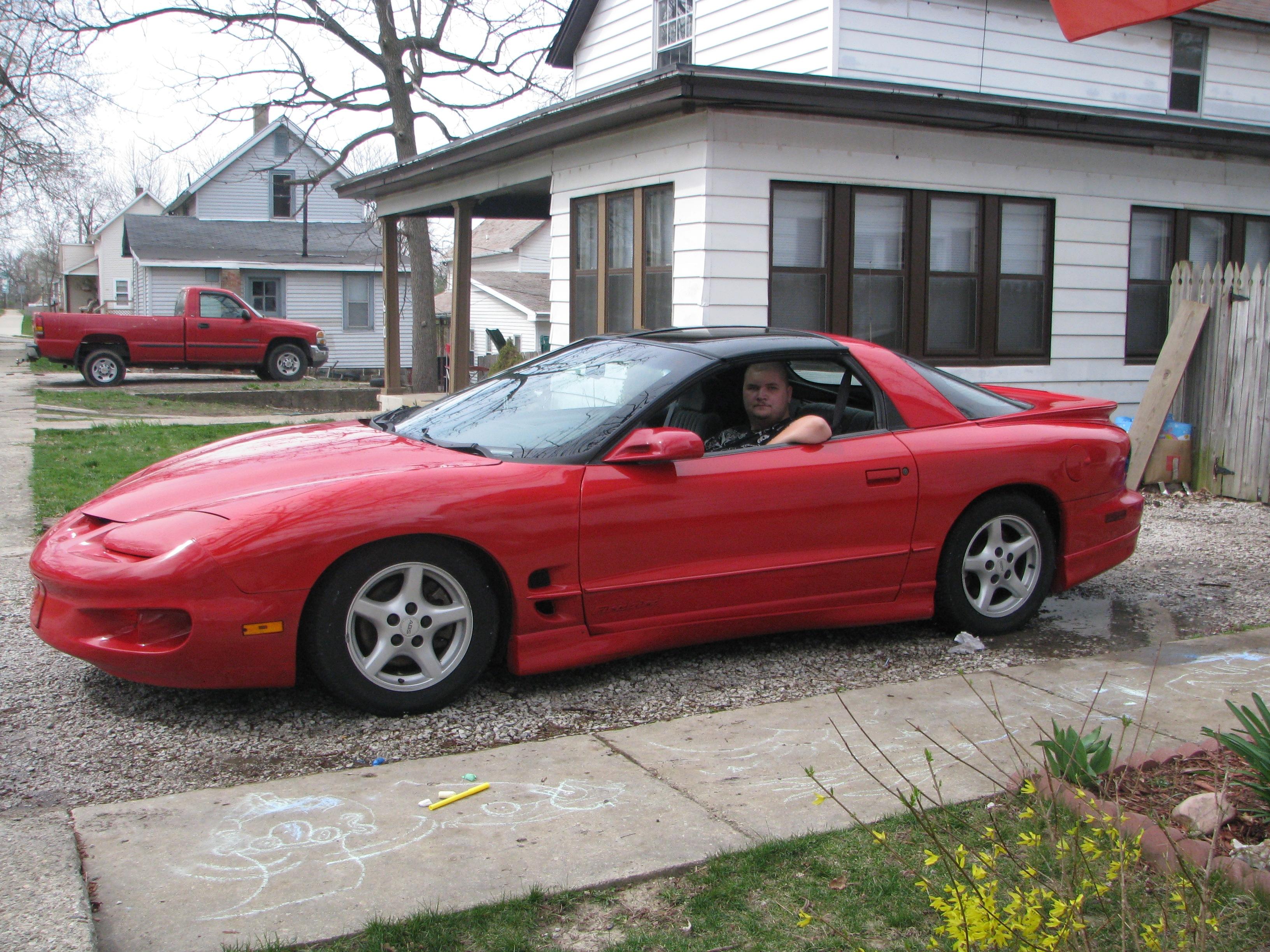 1998 Pontiac Firebird Values- NADAguides
