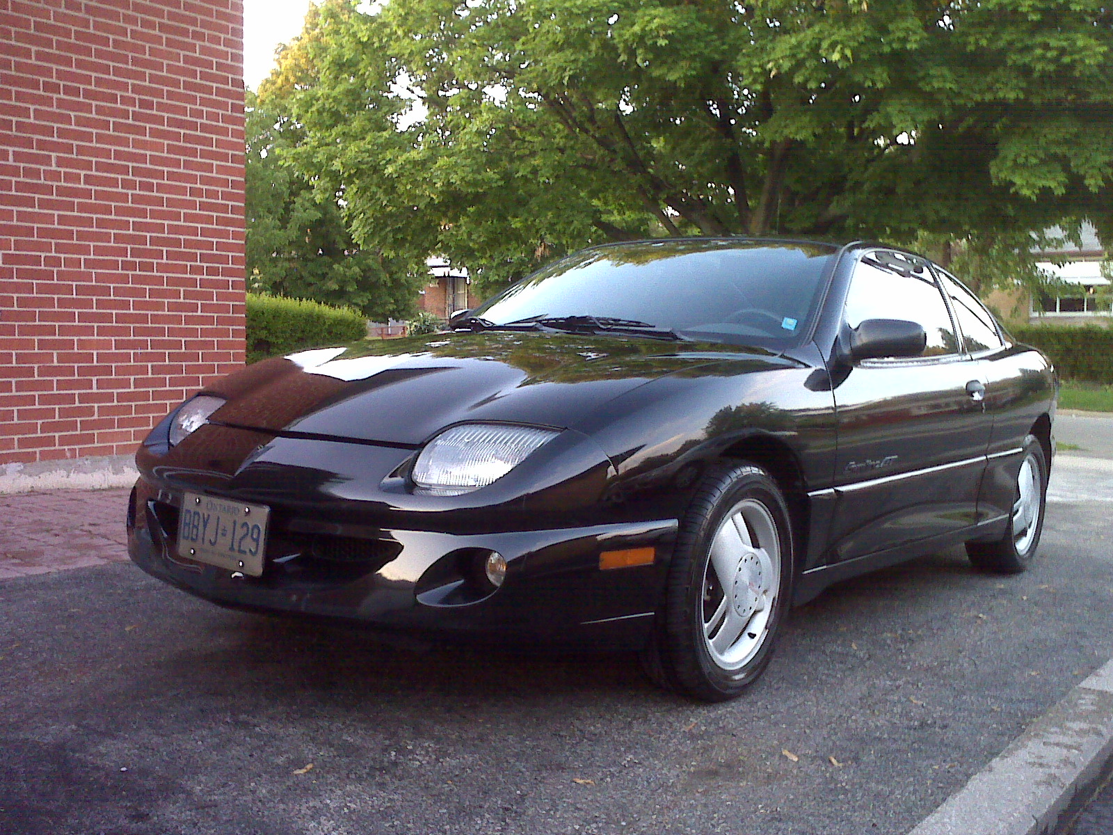 1998 Pontiac Sunfire Image 8
