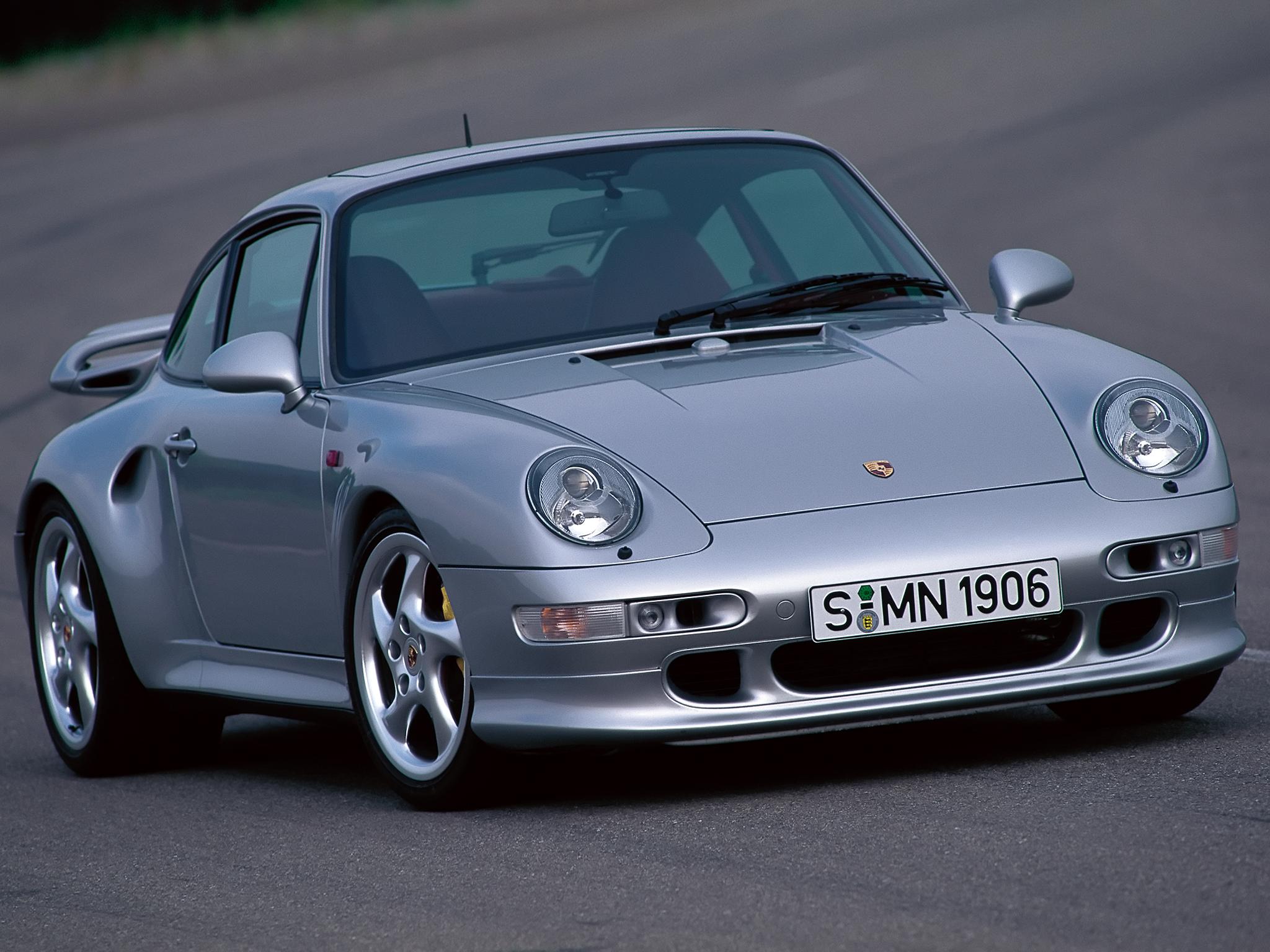 1998 Porsche 911 Image 14
