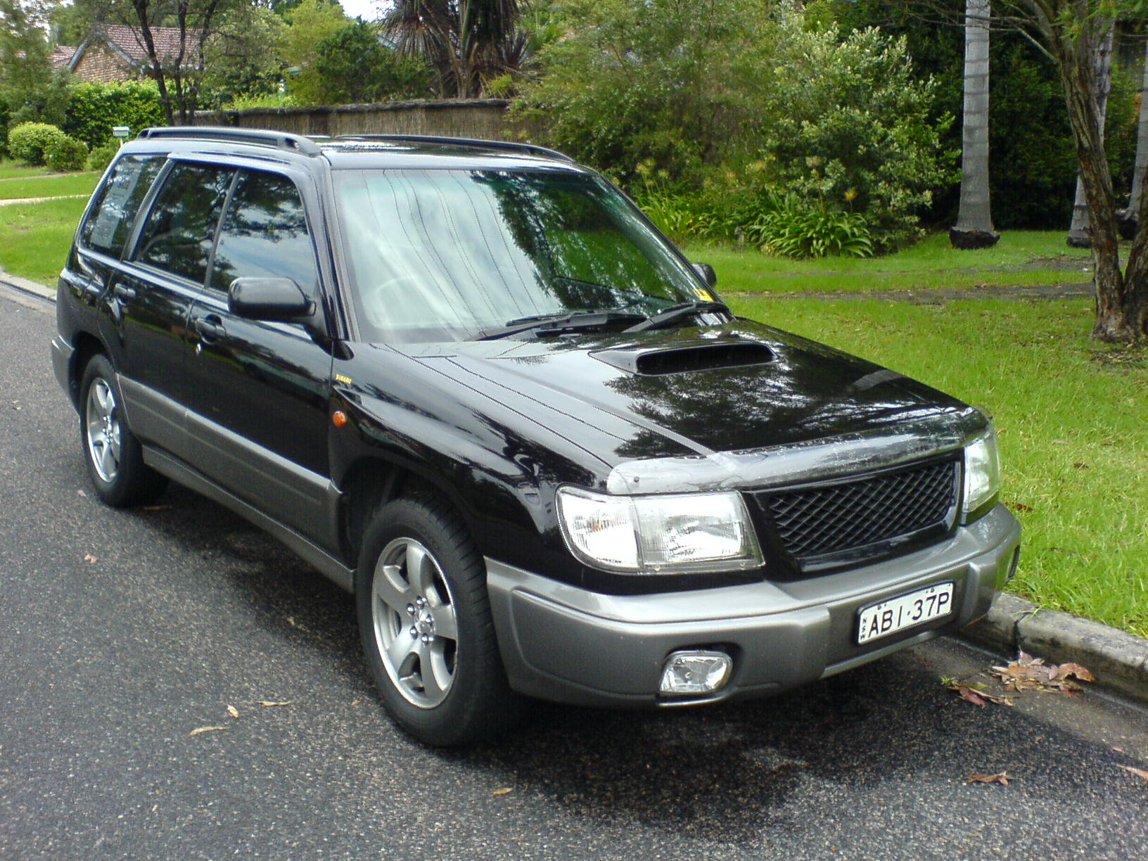 Where Is Subaru From >> 1998 SUBARU FORESTER - Image #12