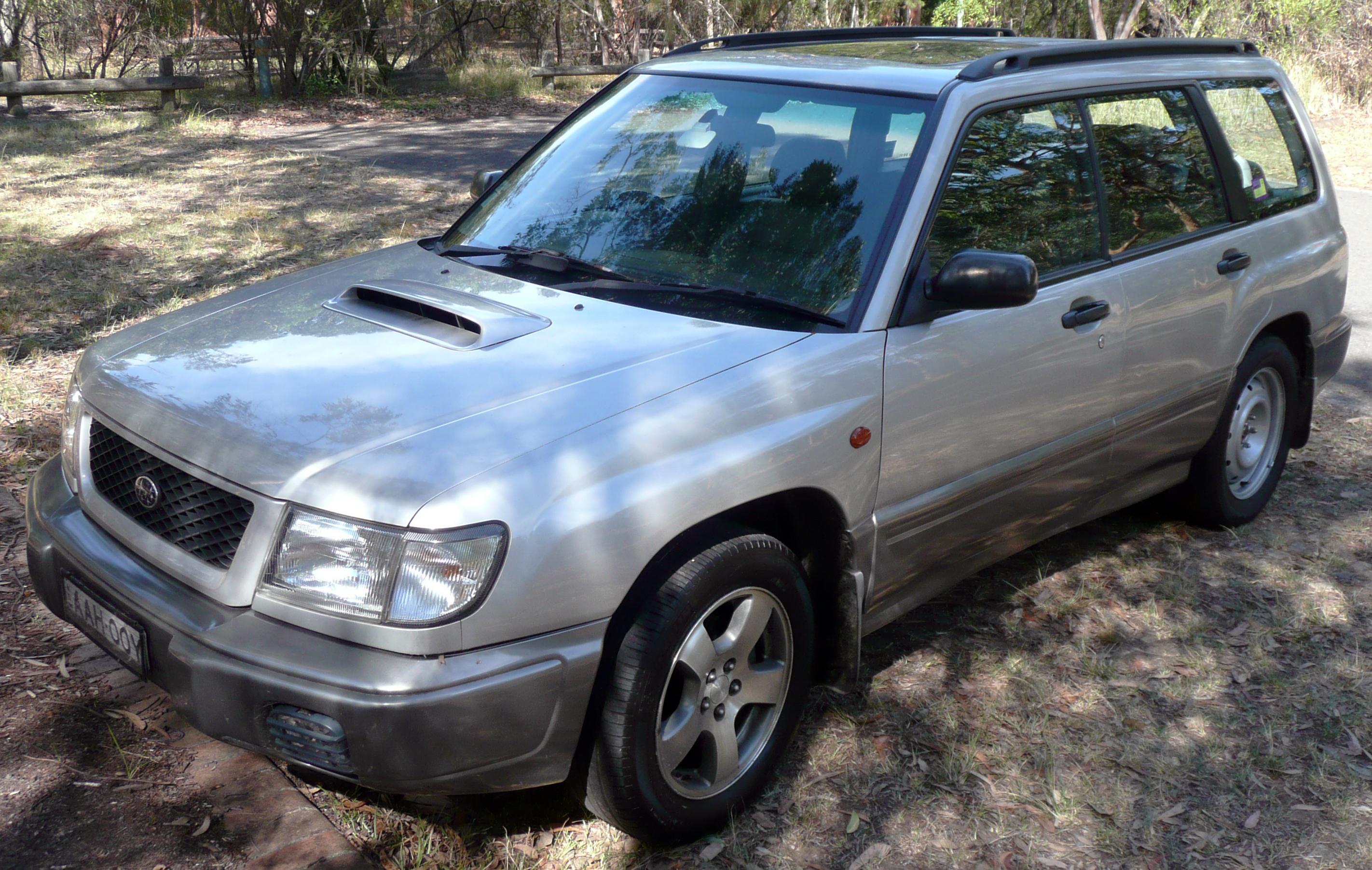 Forester Subaru