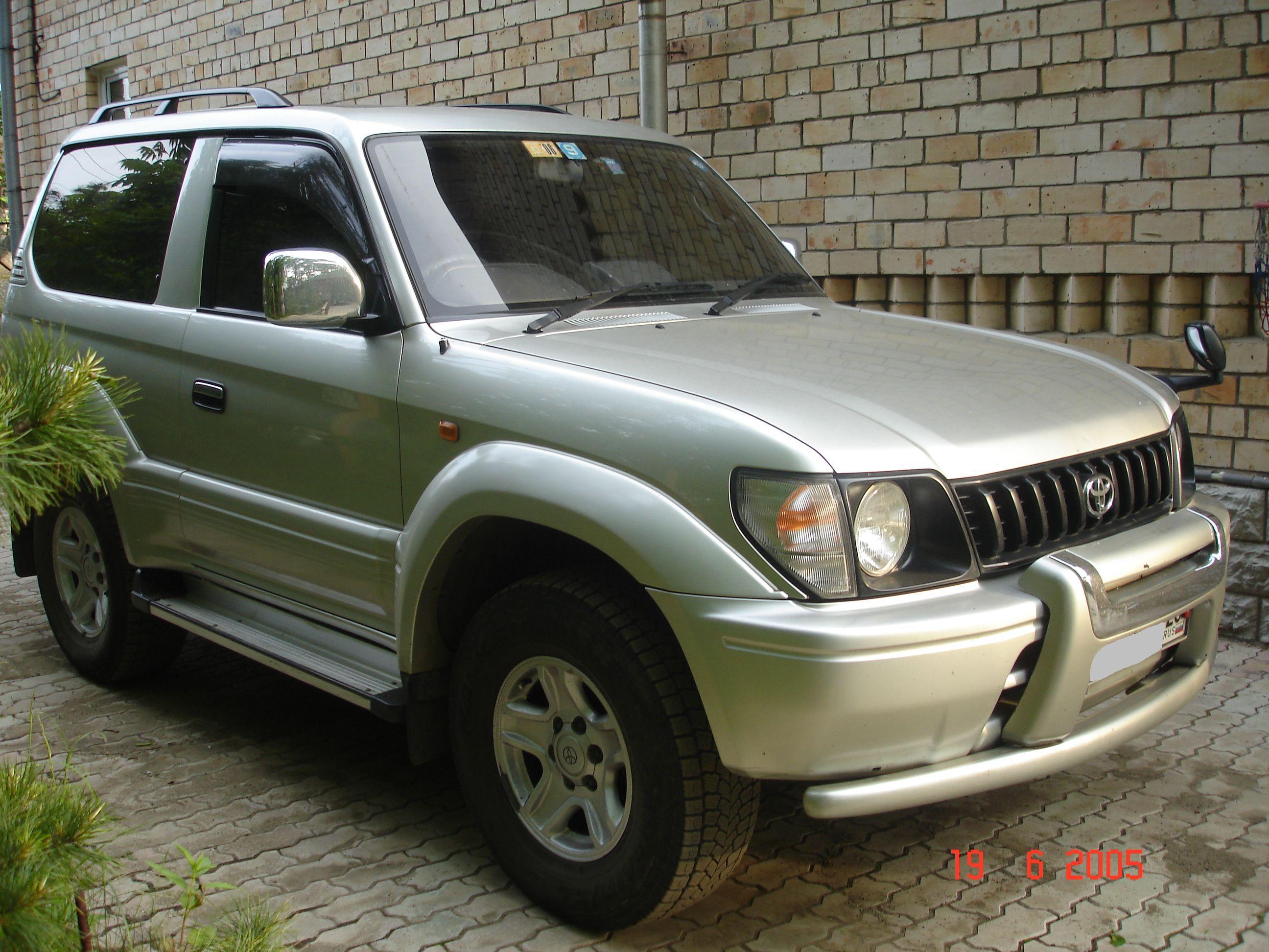 Toyota Land Cruzer >> 1998 TOYOTA LAND CRUISER - Image #6