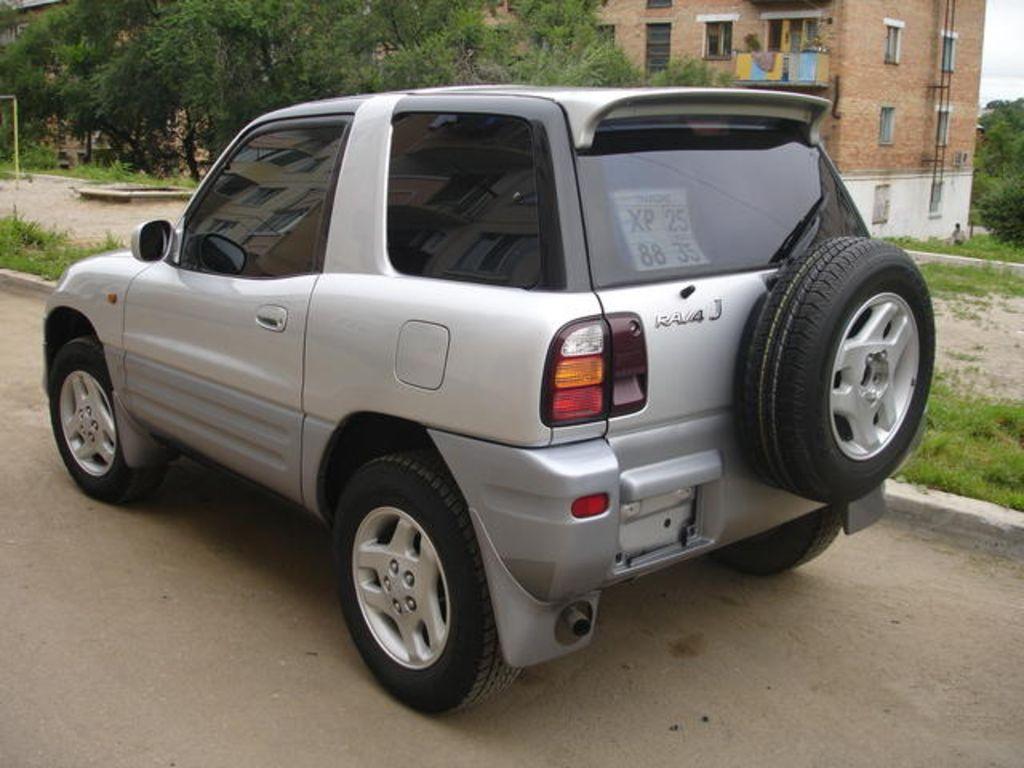 1998 Toyota Rav4 Image 14