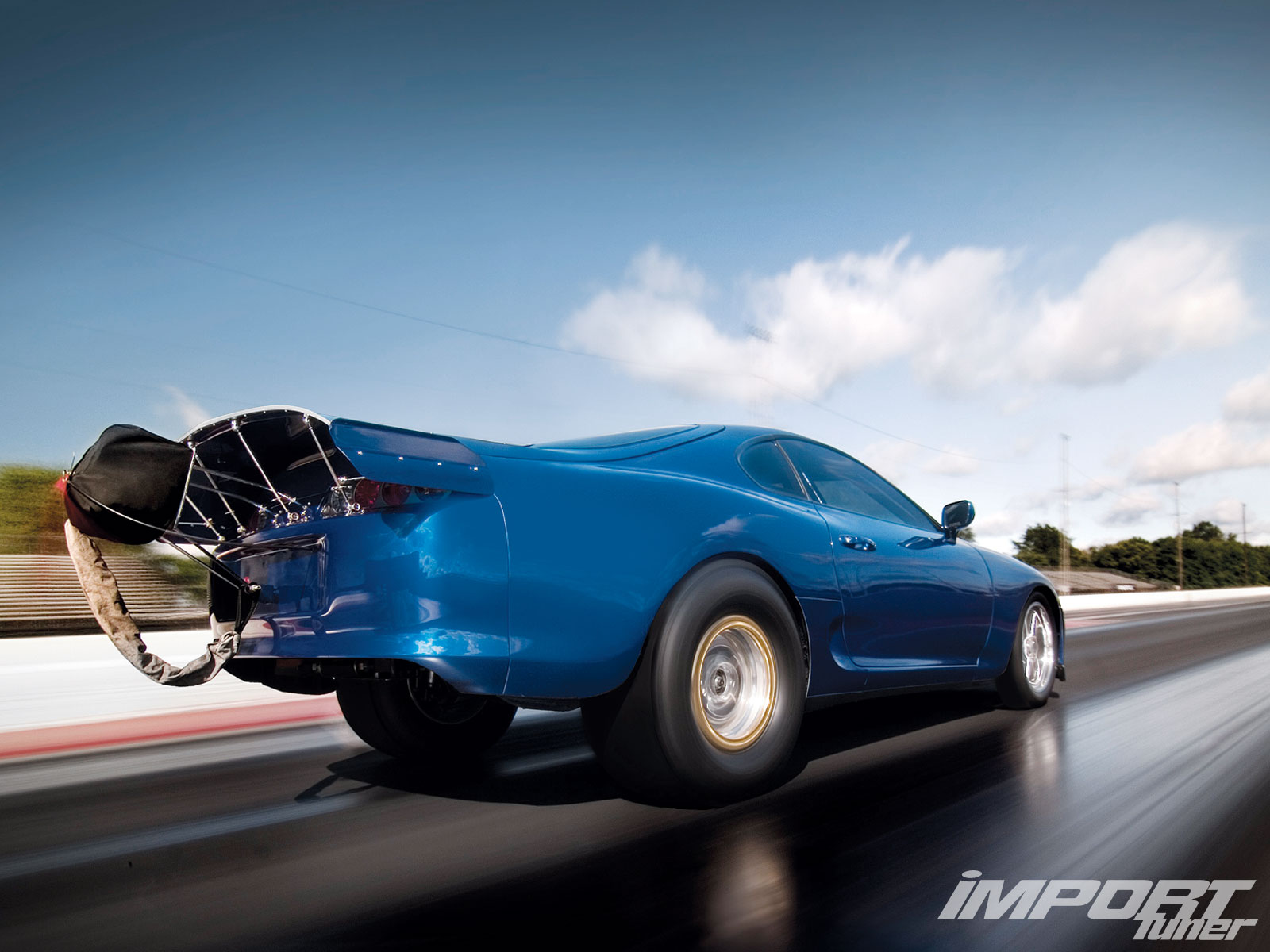 1998 Toyota Supra - Information and photos - ZombieDrive
