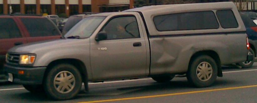 1998 Toyota T100 Image 14