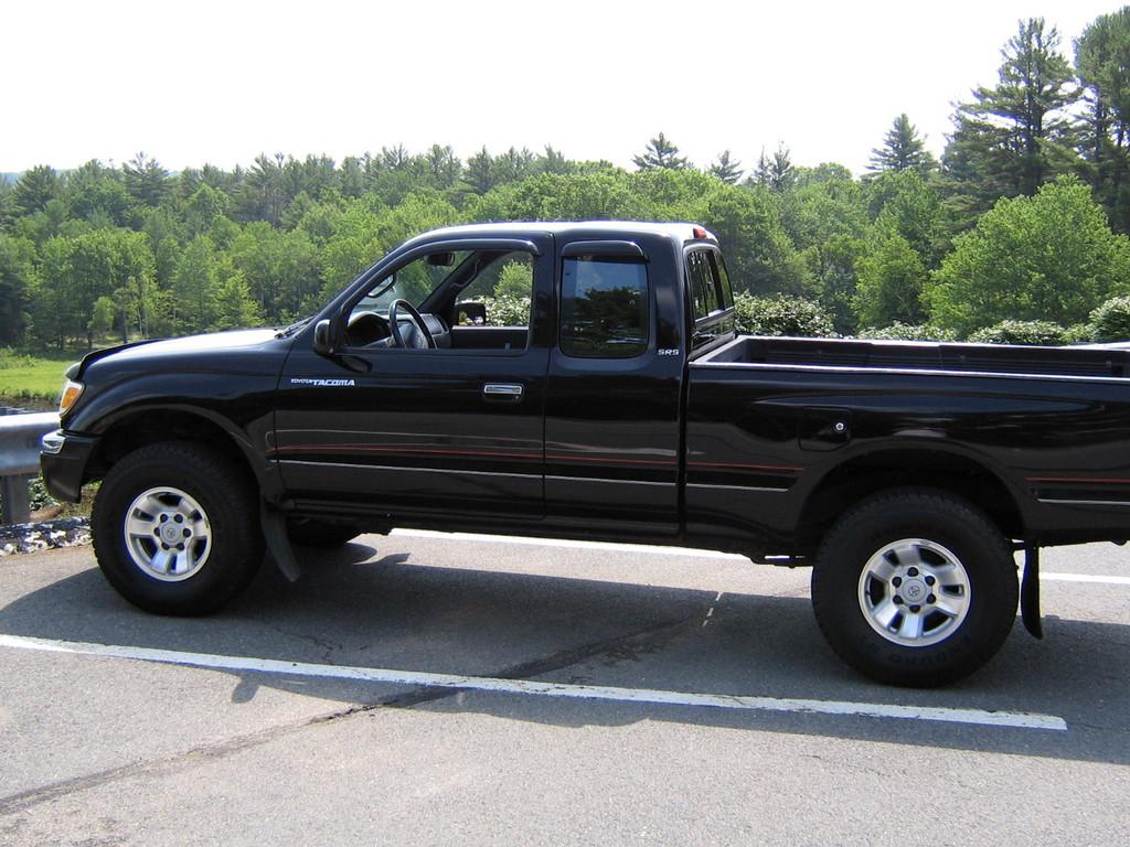 Lifted Toyota Tacoma >> 1998 TOYOTA TACOMA - Image #8