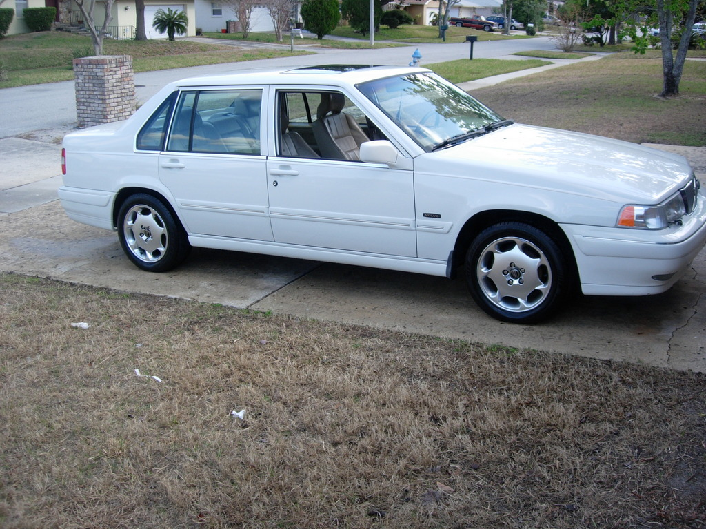 1998 Volvo S90 Information And Photos Zombiedrive
