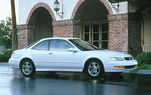 1998 Acura CL-Series 2 Dr exterior #1