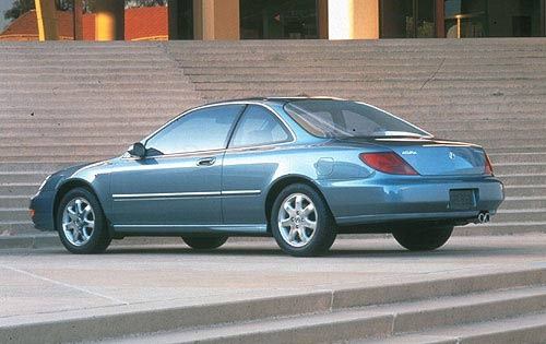 1998 Acura CL-Series 2 Dr exterior #4