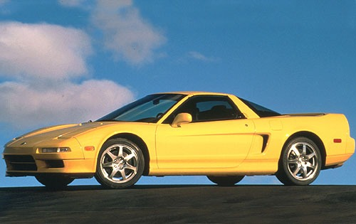 1998 Acura NSX-T 2 Dr Cou exterior #1