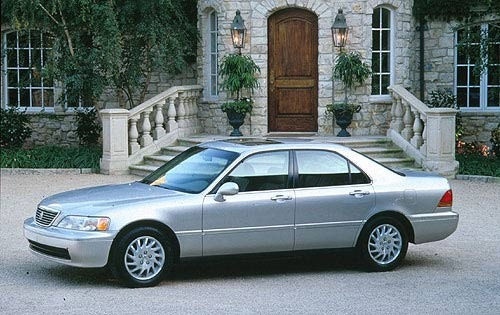 1998 Acura RL-Series 4 Dr exterior #1