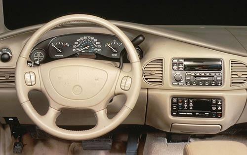 2000 Buick Century Image 10