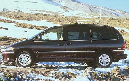 1997 Chrysler Town and Co exterior #3