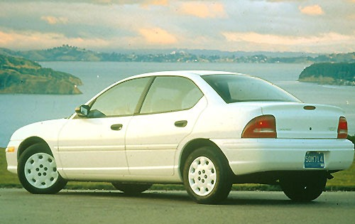 1998 Dodge Neon Information And Photos Zombiedrive