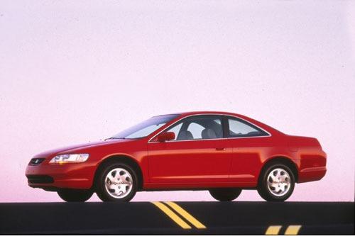 2000 Honda Accord Image 2