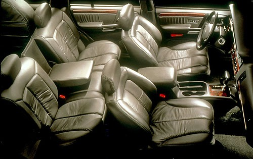 1998 Jeep Grand Cherokee  interior #6