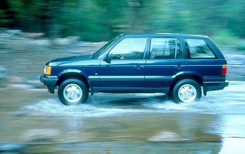 2001 Land Rover Range Rover Image 5