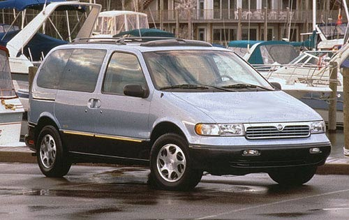 1998 Mercury Villager 2 D exterior #1
