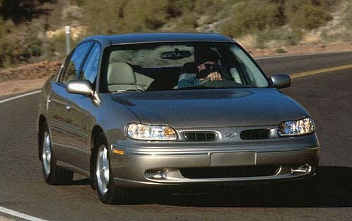 1999 Oldsmobile Cutlass #5