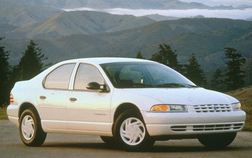 1998 Plymouth Breeze 4 Dr exterior #1