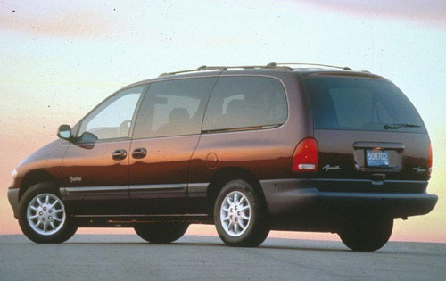 1998 Plymouth Voyager 2 D exterior #1