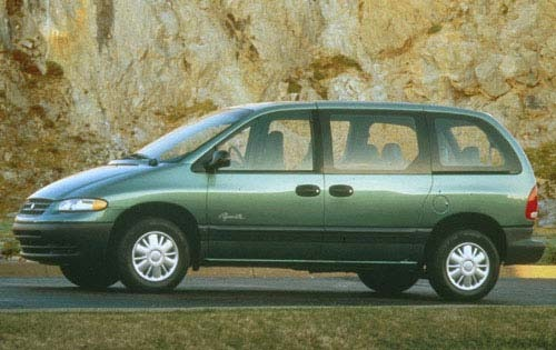 1998 Plymouth Voyager 2 D exterior #2