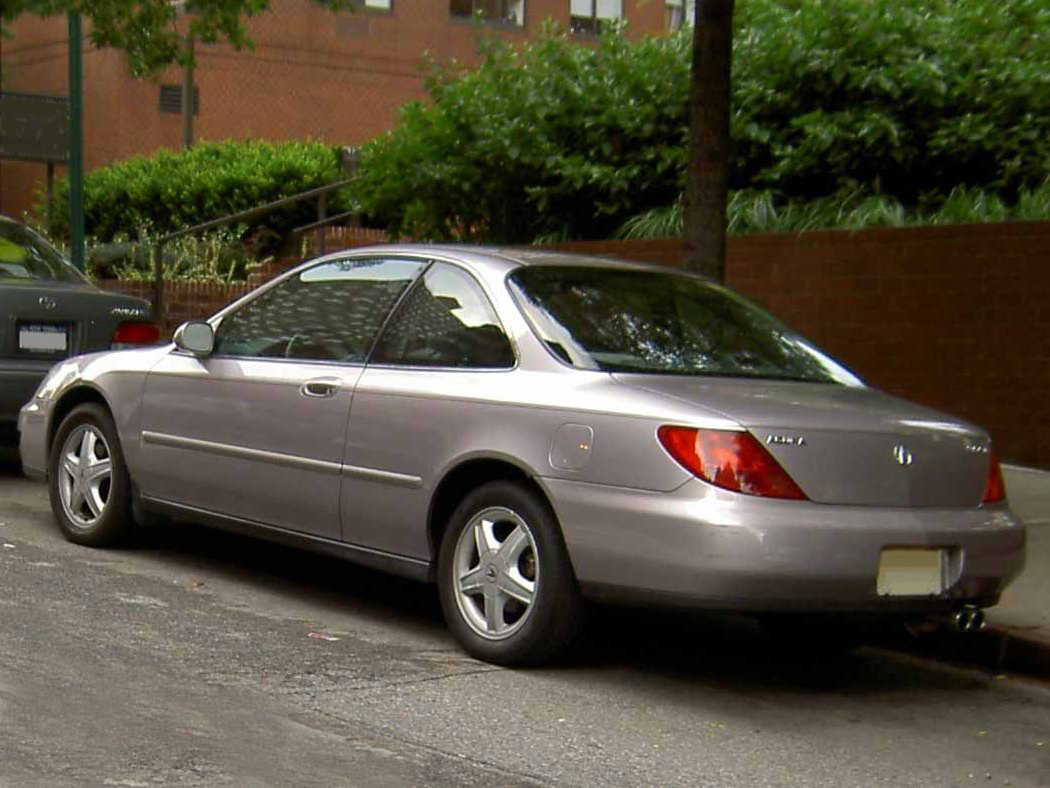 1999 acura cl information and photos zombiedrive