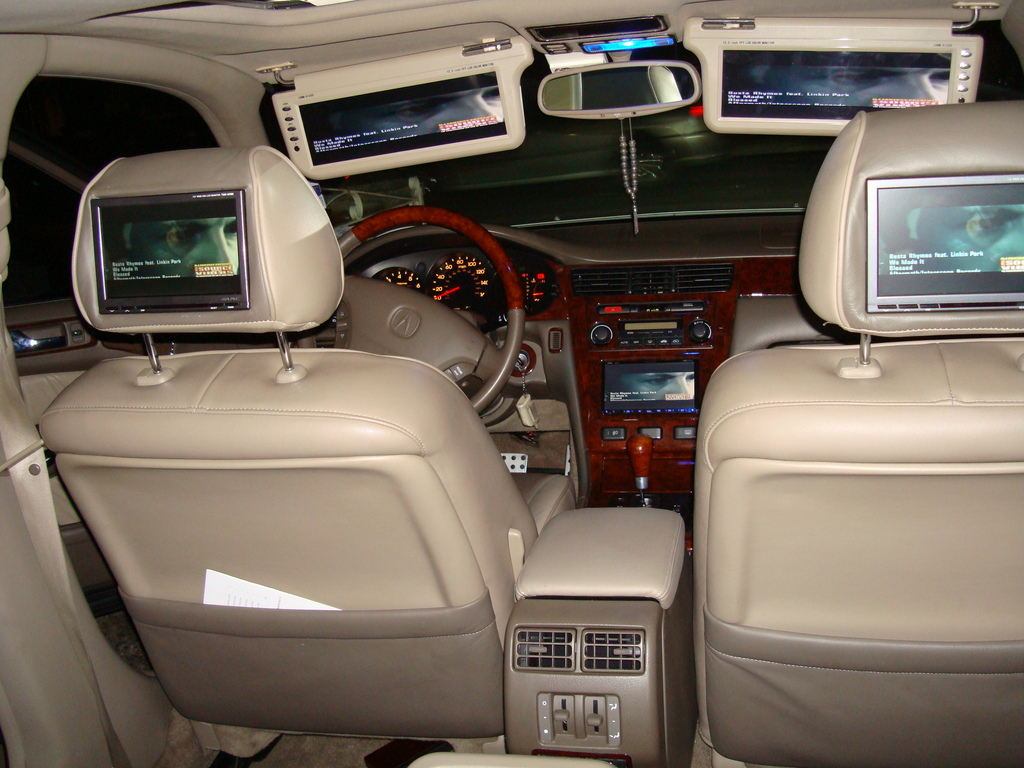 1999 Acura RL 6