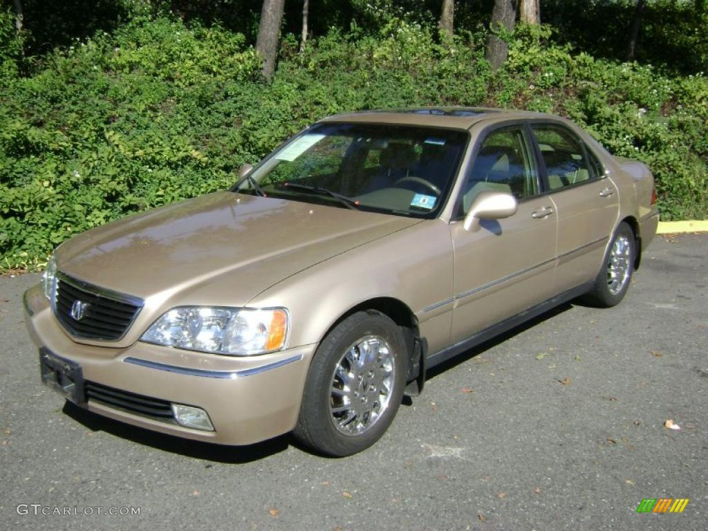 1999 Acura RL 16