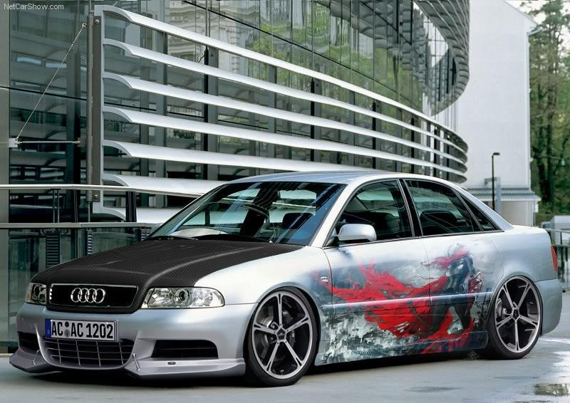 1999 Audi A4 Image 18