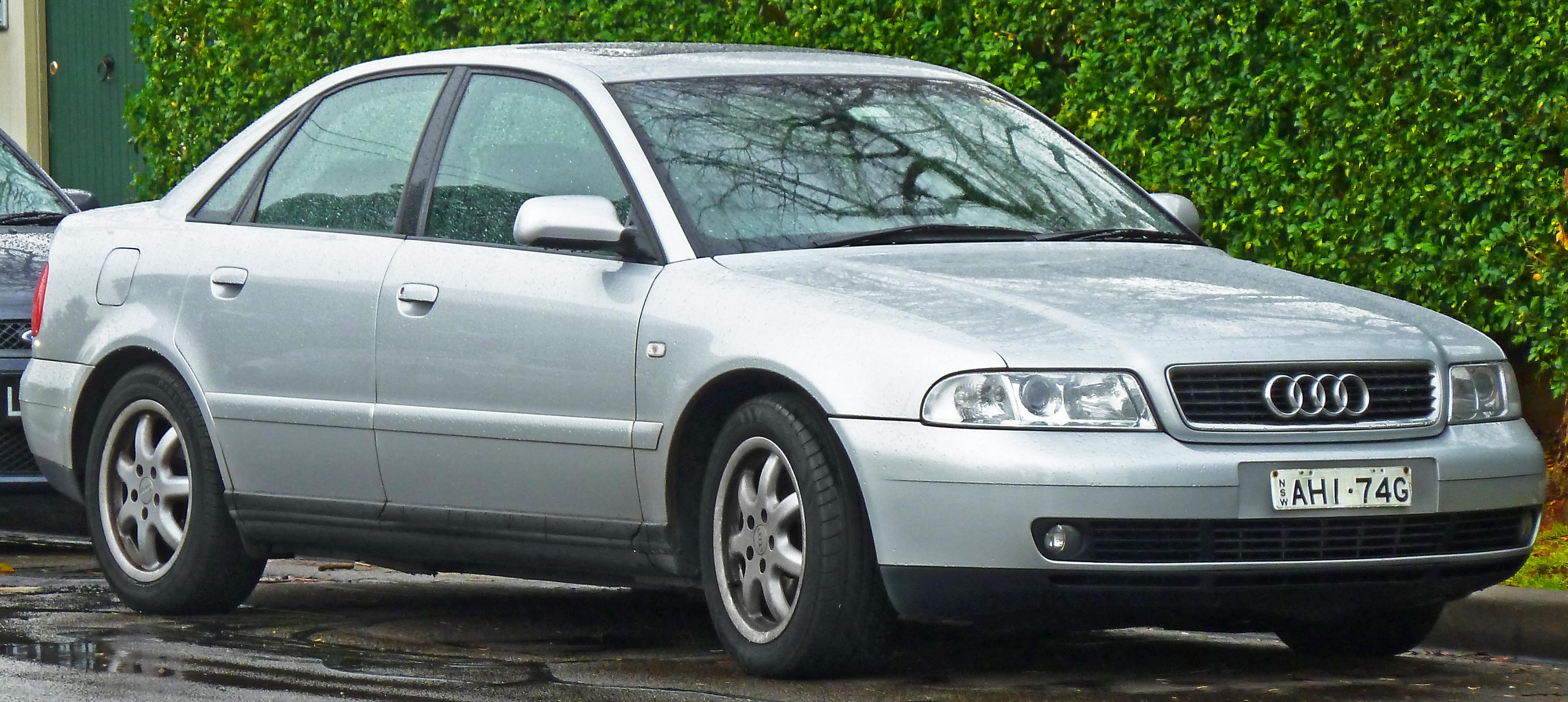 1999 Audi A4 Image 17