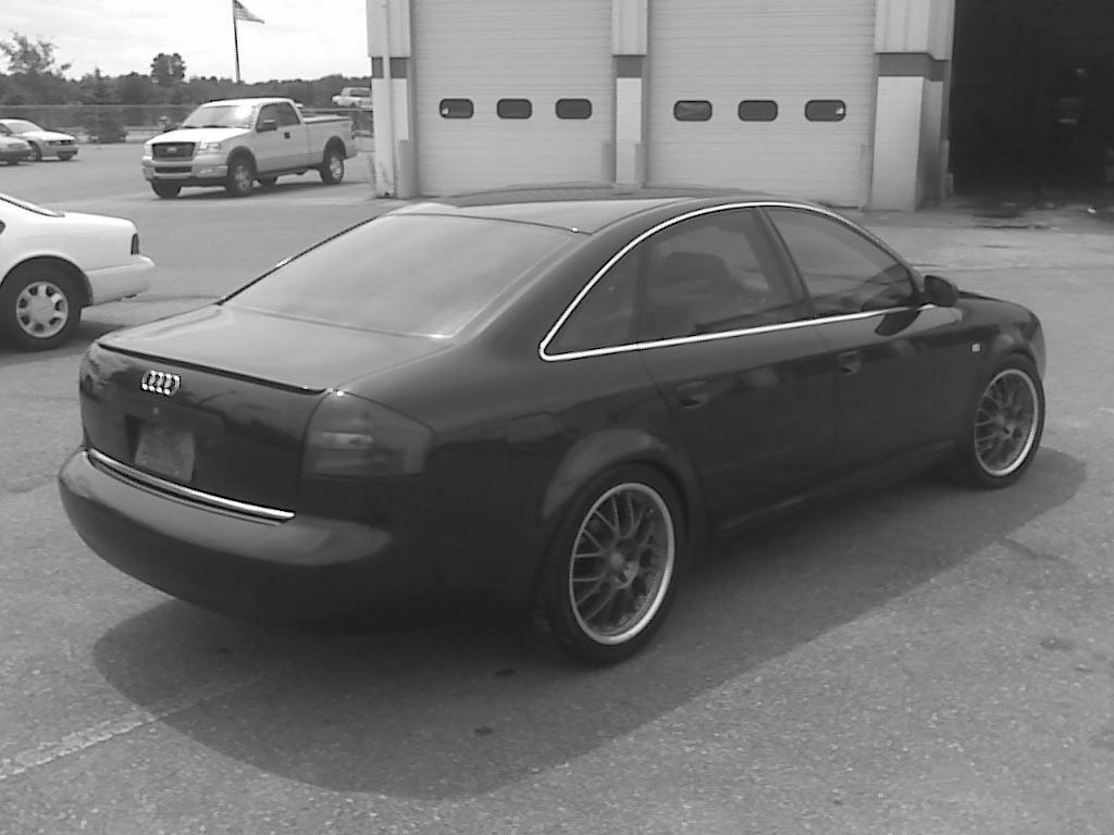 1999 Audi A6 Image 13