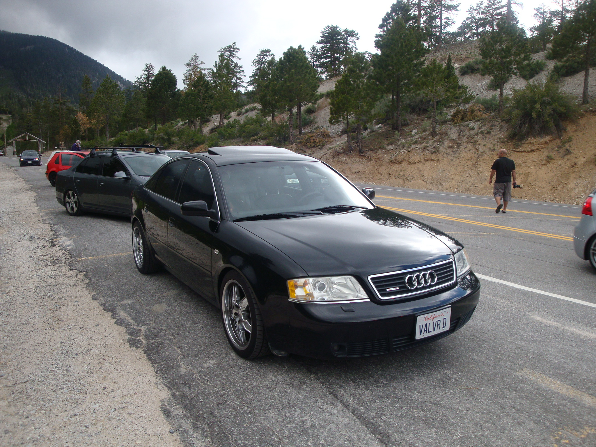 1999 Audi A6 #12 Audi A6 #12