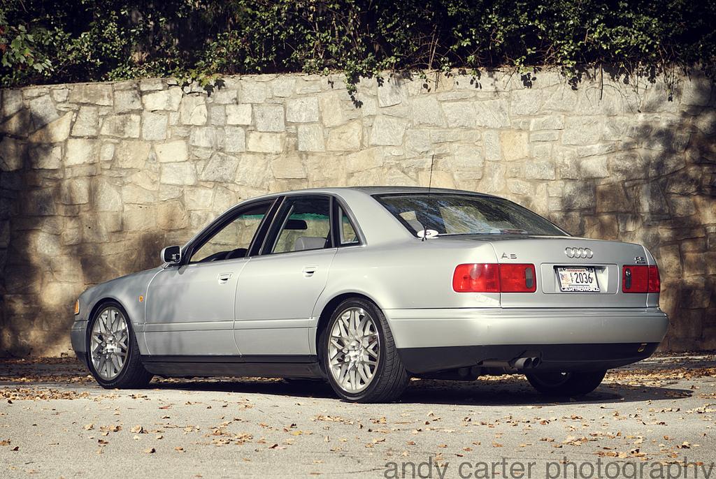 1999 Audi A8 Image 12