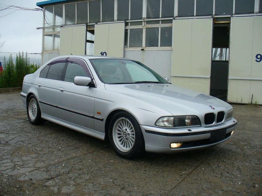 1999 Bmw 5 Series Image 11