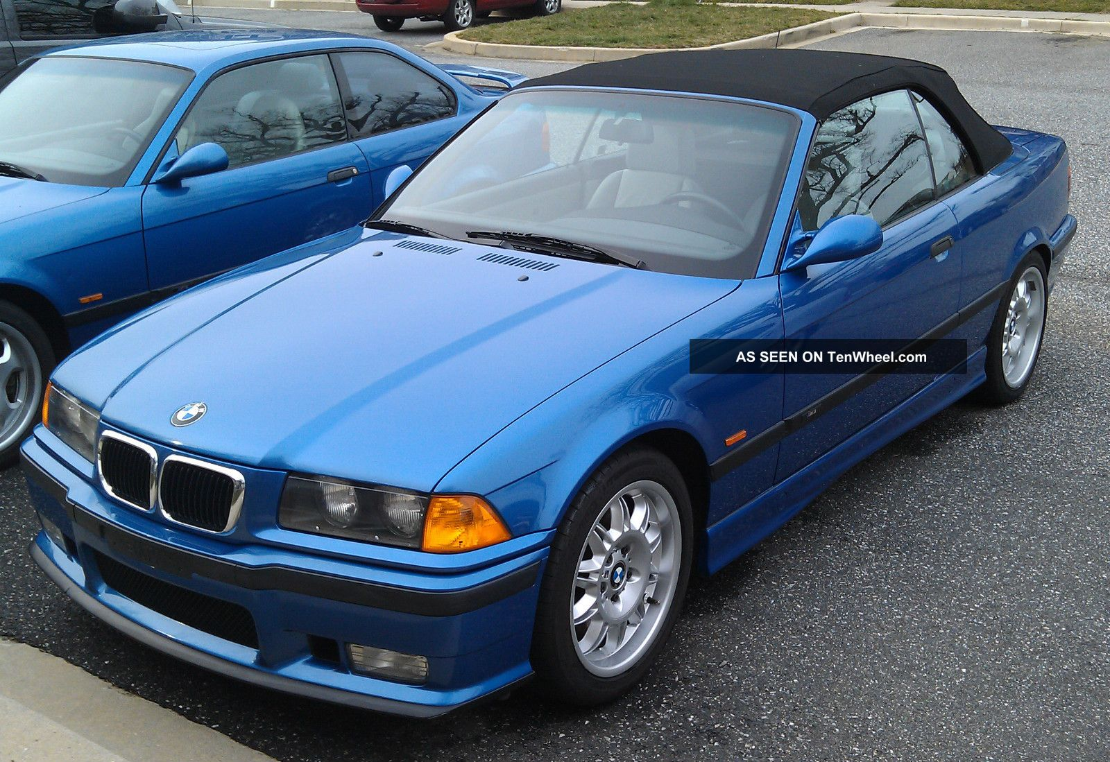 1999 bmw m3 - information and photos - zombiedrive