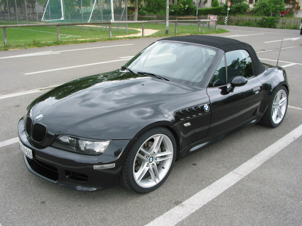 1999 Bmw Z3 Information And Photos Zombiedrive