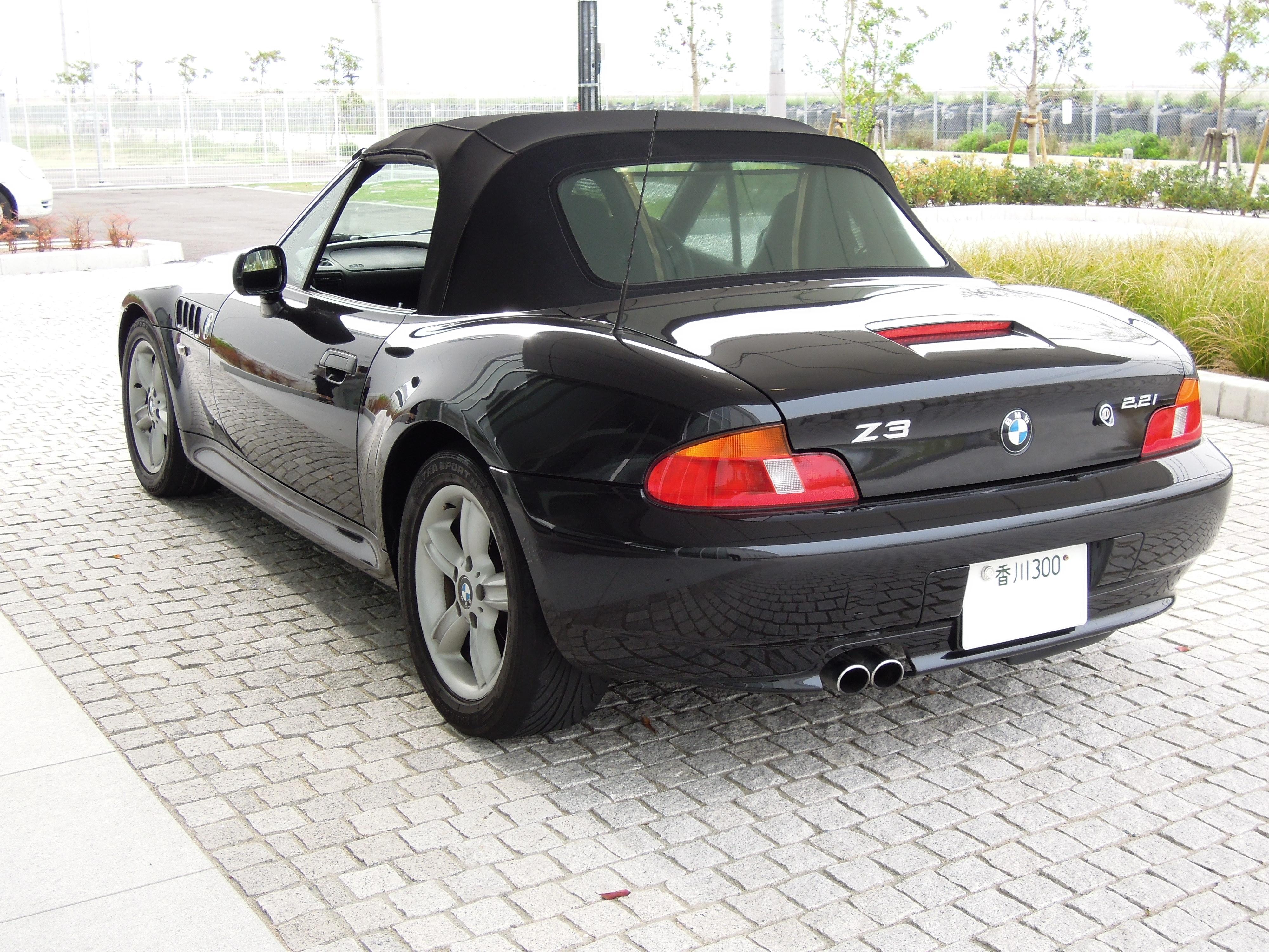 1999 Bmw Z3 Image 3