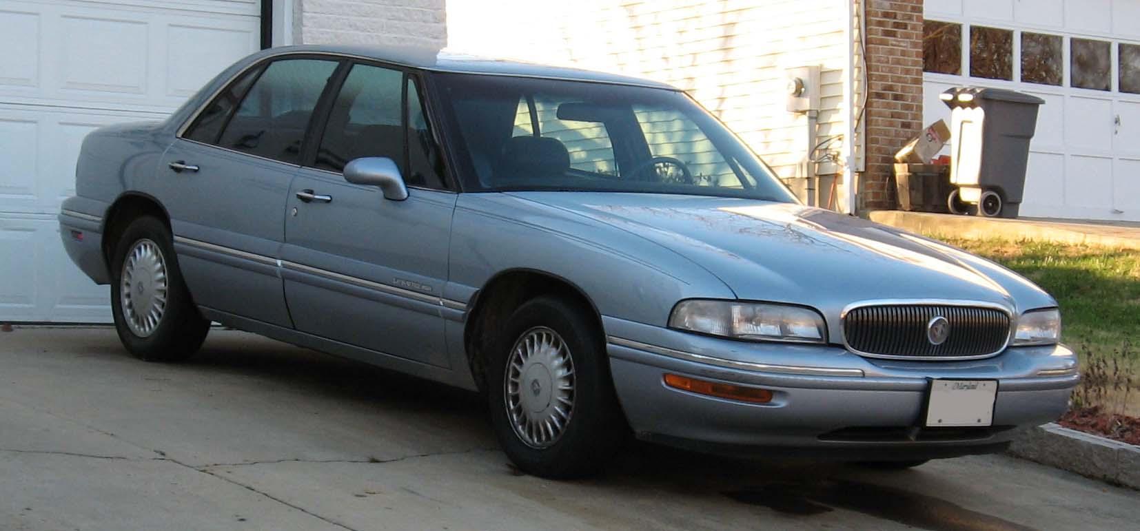 1999 Buick LeSabre 5