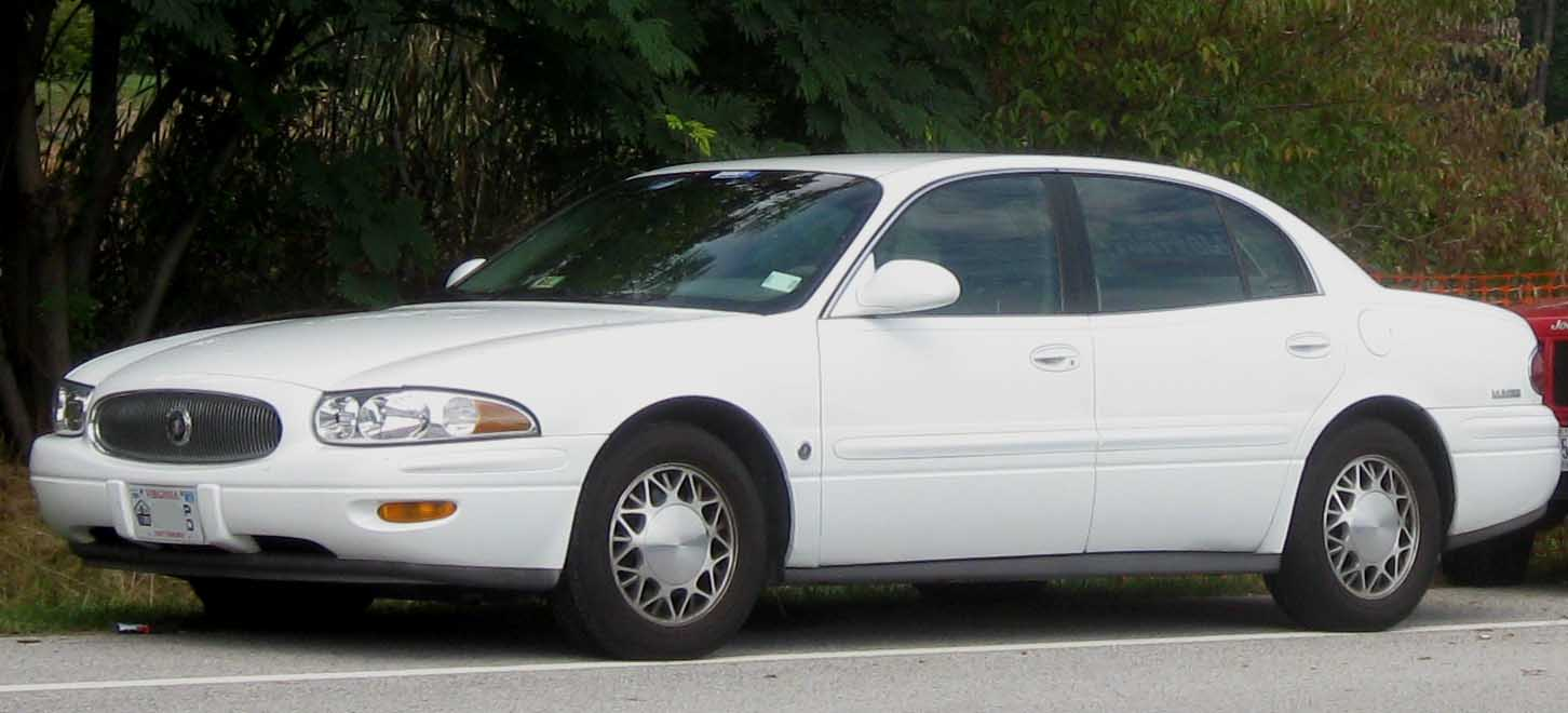1999 Buick LeSabre - Information and photos - Zomb Drive