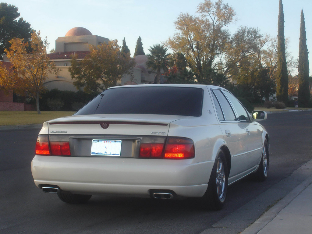 1999 cadillac seville information and photos zombiedrive. Cars Review. Best American Auto & Cars Review