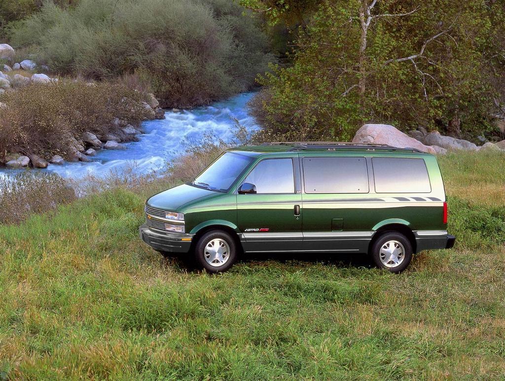 Chevy Astro Van >> 1999 CHEVROLET ASTRO - Image #6