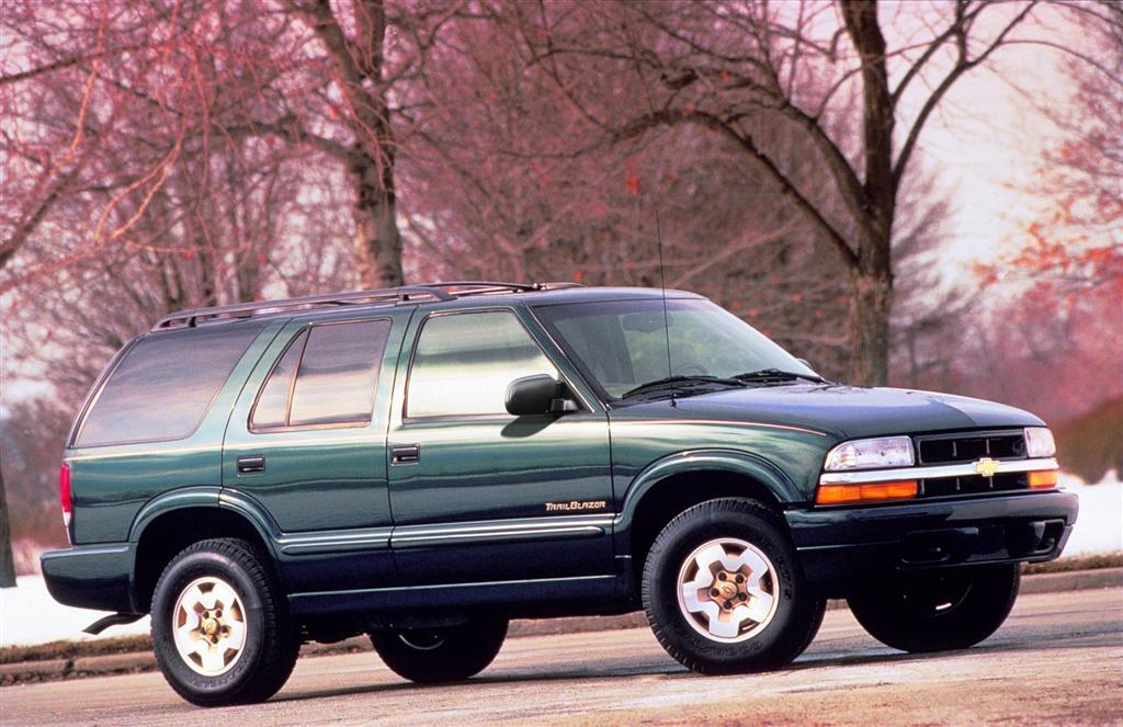 1999 Chevrolet Blazer Information And Photos Zombiedrive