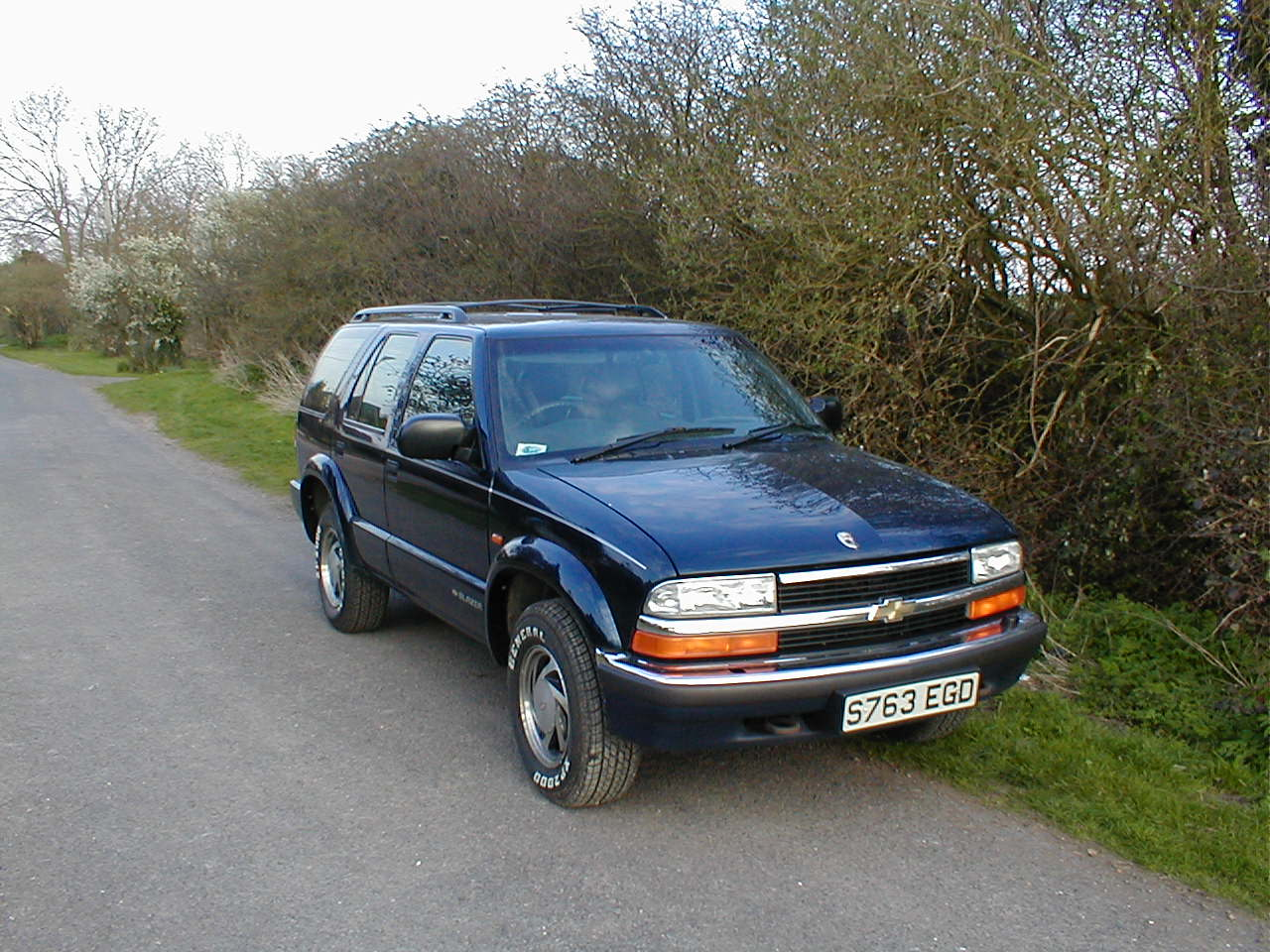 1999 Chevrolet Blazer  Information and photos  ZombieDrive