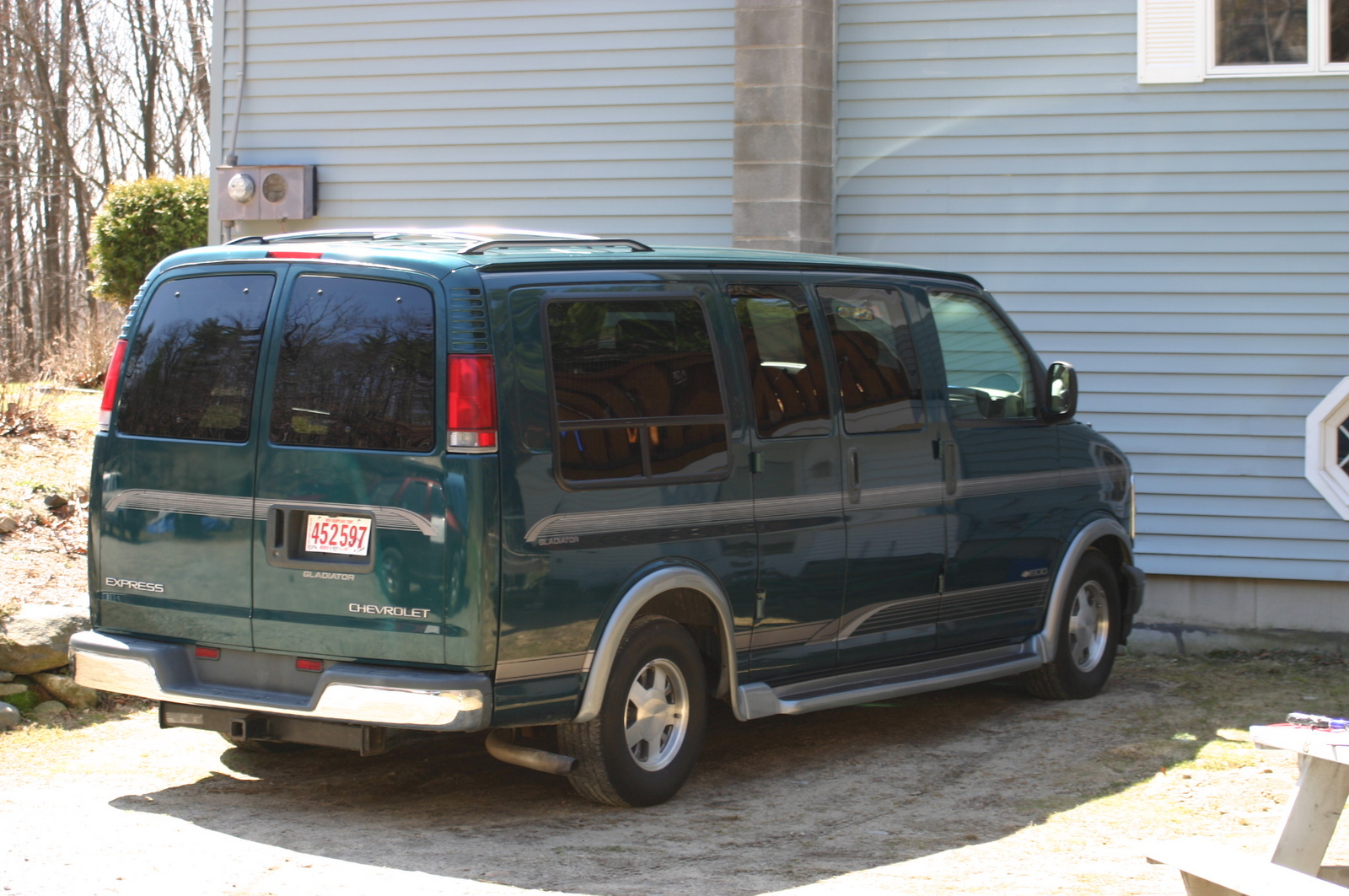 1999 chevy express autos post for Ebay motors financing bad credit