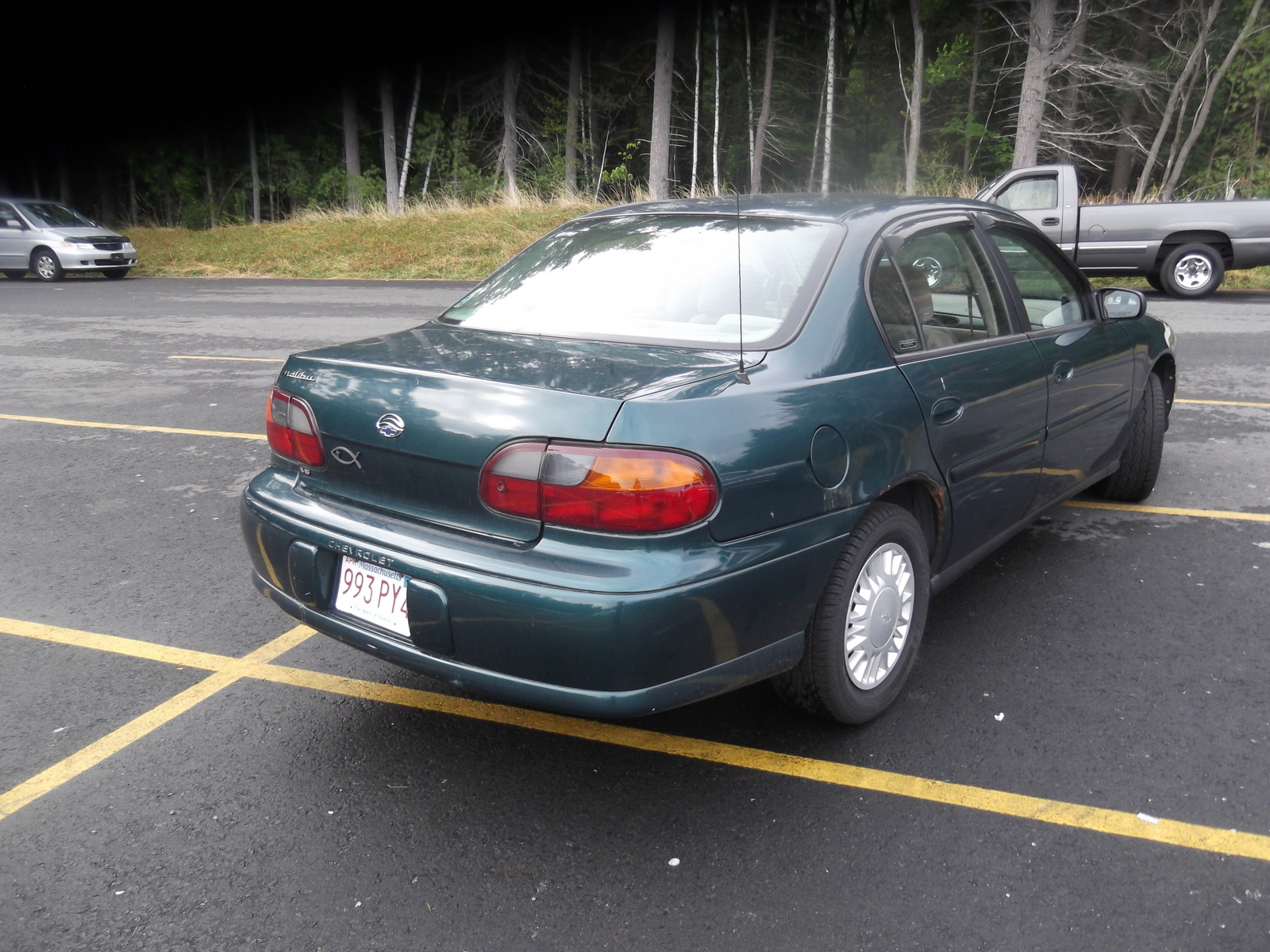 1999 Chevrolet Malibu Information And Photos Zombiedrive Chevy Power Steering Problem 21