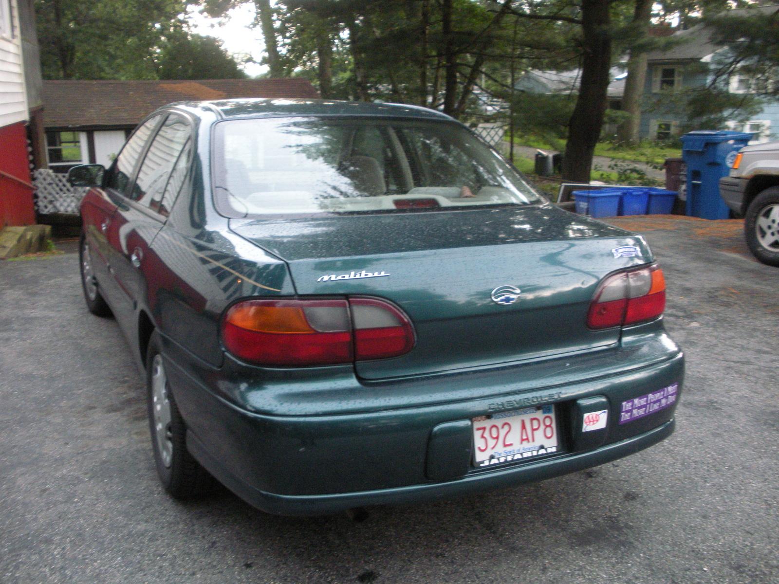 1999 Chevrolet Malibu Information And Photos Zomb Drive